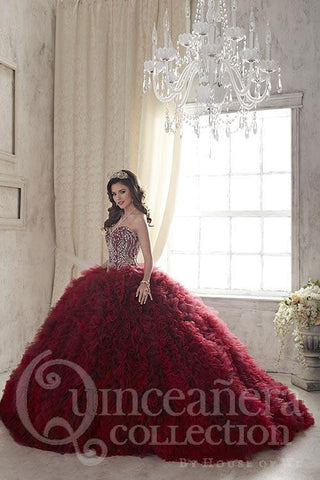 Beautifull ball gown Dress by House of Wu..