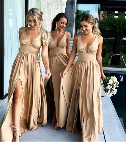 Copy of Bridesmaid dresses formal evening gown party formal pageant prom ballgown quinceanera