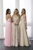 Bridesmaid dress House of Wu ..