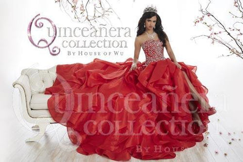 Quinceanera, sweet 16, engagement ball gown dress designer..