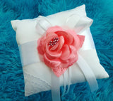 Wedding accessories ring bearer pillow