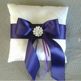 Copy of Wedding accessories ring bearer pillow