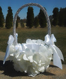 CoWedding accessories flower girl basket