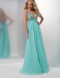 Prom & Evening lace chiffon Dress