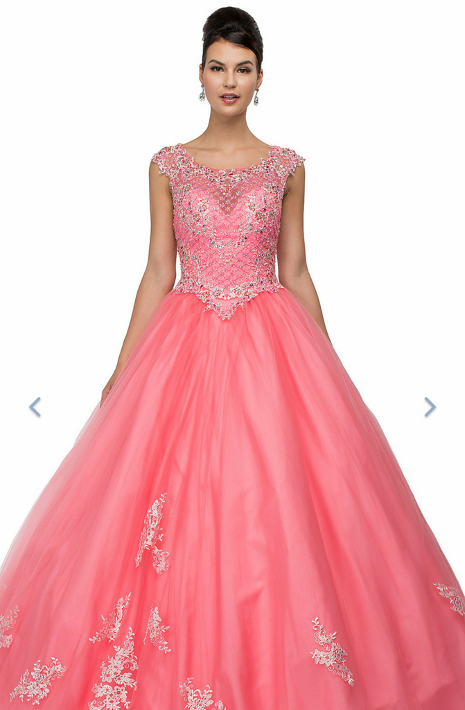Quinceanera, sweet 16, engagement ball gown dress designer – Bela Bridal