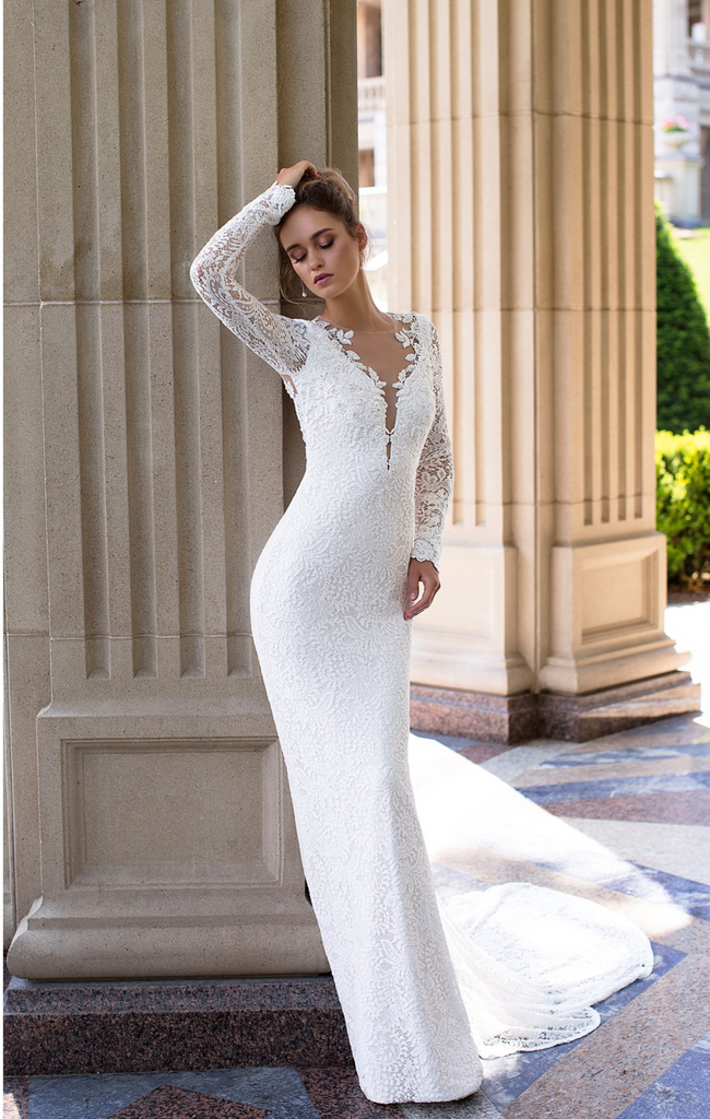 Wedding Gown designer Ida Torez