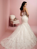 Wedding dress Designer mermaid