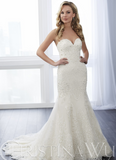 Wedding dress lace mermaid Designer