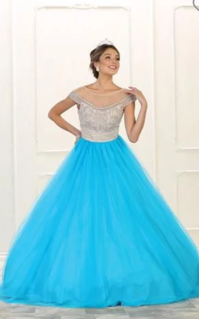 Quinceanera, sweet 16, engagement ball gown dress – Bela Bridal