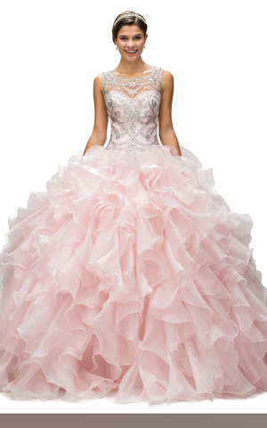 Copy of Quinceanera, sweet 16, engagement ball gown dress