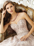 Sophia Tolli Wedding Dress satin lace ball gown