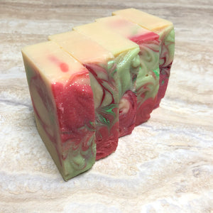 Autumn's Apple Soap