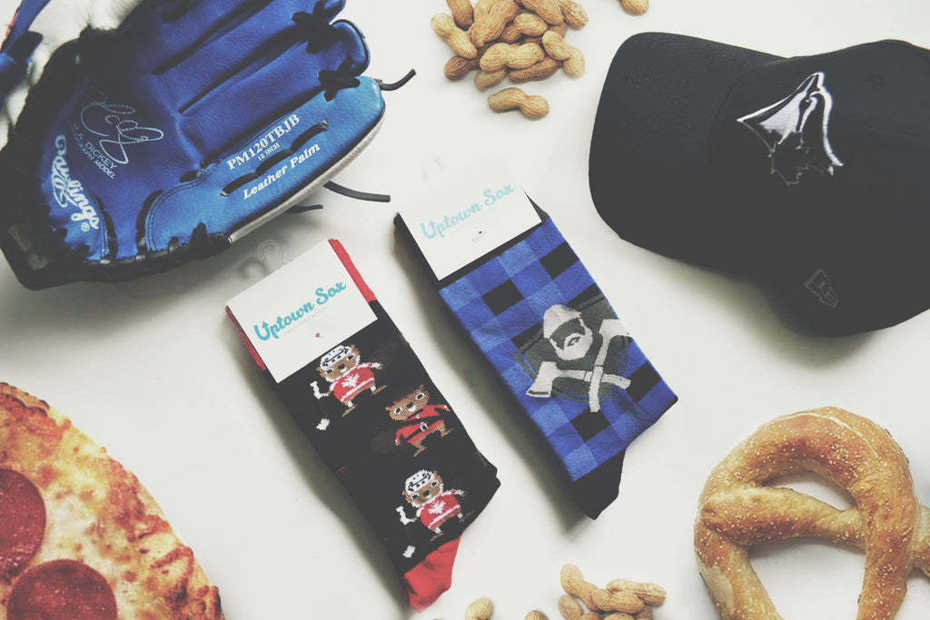 Fun Socks and Other Father's Day Gift Ideas