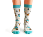 Womens Fun Camping Socks