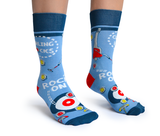 Canadian Curling Socks for Men