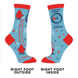 Team Diabetes Canada Socks - Fundraiser