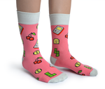 NOVELTY GAMER SOCKS