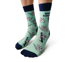 Mens  Novelty Koala Socks
