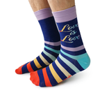 Love is Love Socks For Men