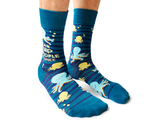 Obscene Octopus socks