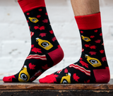 Sugar Shack Bacon Socks