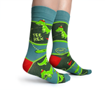 TEE REX GOLF SOCKS