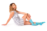 WOMENS-CREW NOVELTY-BRUNCH-EGGS_BACON-SOCKS