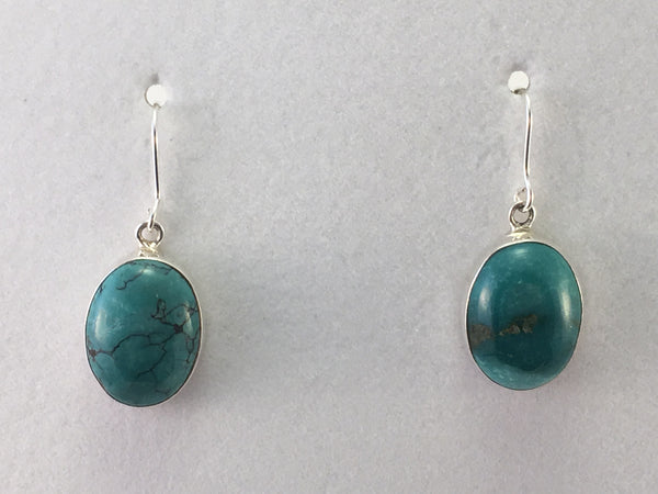 Joyful Turquoise Earrings