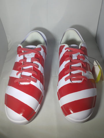 Triesti Candy Cane Shoes