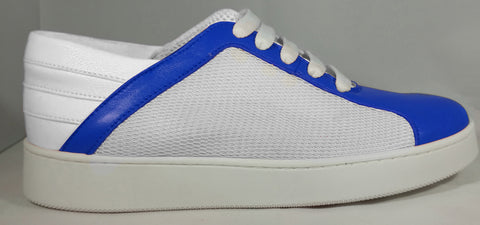 Triesti Leggero Shoes Blue and White