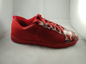 Triesti shoes: Red Camo