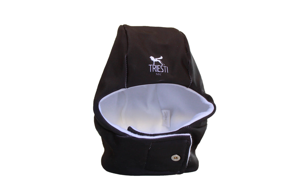 Triesti Headgear - Black