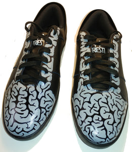 Triesti shoes: Grey Matter