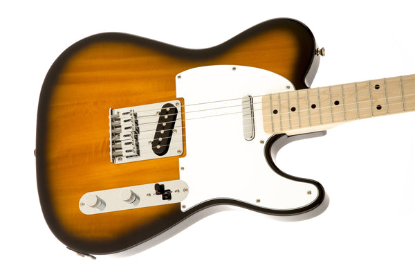Squier Affinity Telecaster in 2-Color Sunburst