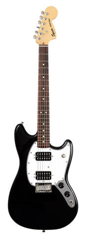 Squier Bullet Mustang HH in Black