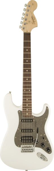 Squier Affinity Series Stratocaster HSS in Olympic White