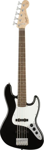 Squier Affinity Series Jazz Bass V 5-String Black