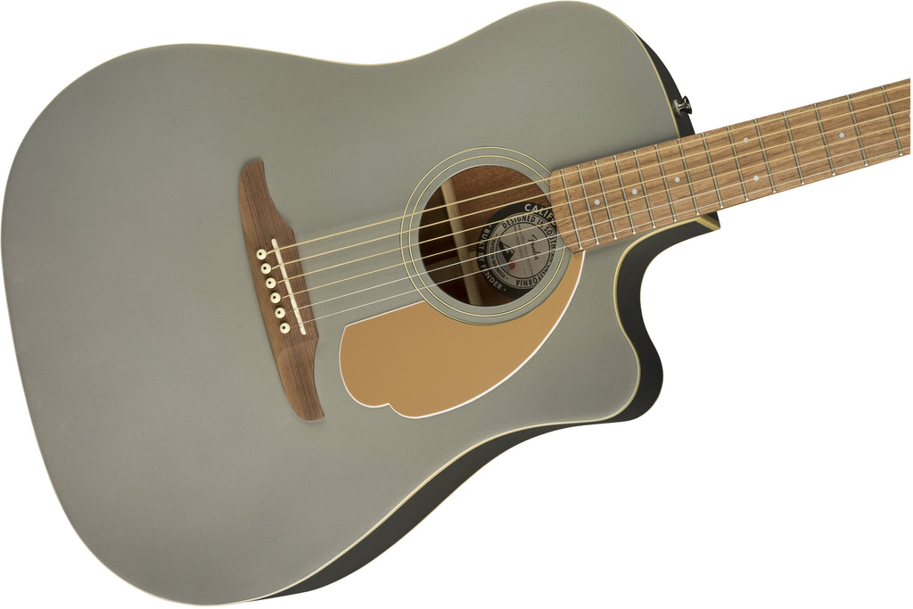 Fender Redondo Player in Slate Satin