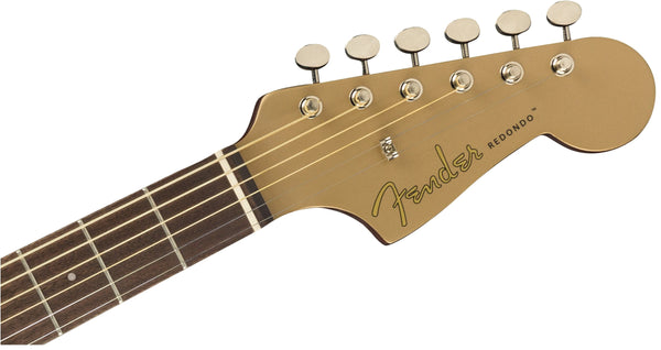 Fender Redondo Player in Bronze Satin