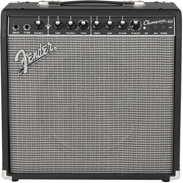Fender Champion 40 Guitar Amplifier