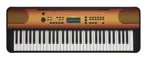 Yamaha PSR-E360 Maple Finish