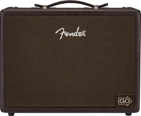 Fender Acoustic Junior Go 100-watt Acoustic Amp with Rechargeable Battery
