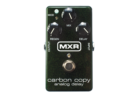 MXR Carbon Copy Delay Pedal
