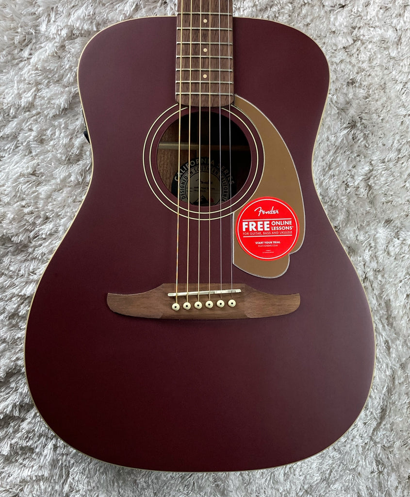 Fender Malibu Player Acoustic Electric Guitar
