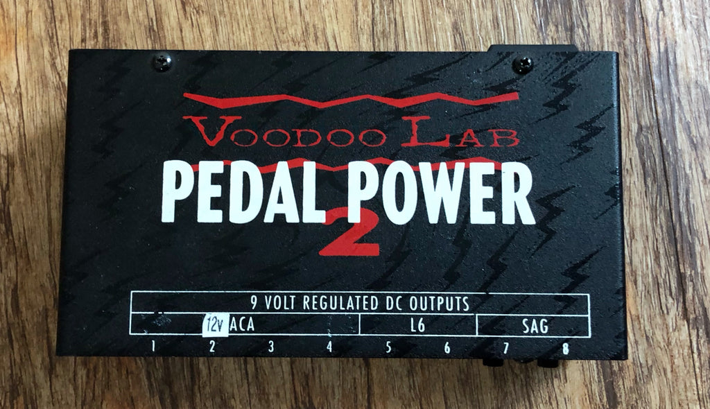 Used Voodoo Labs Pedal Power 2
