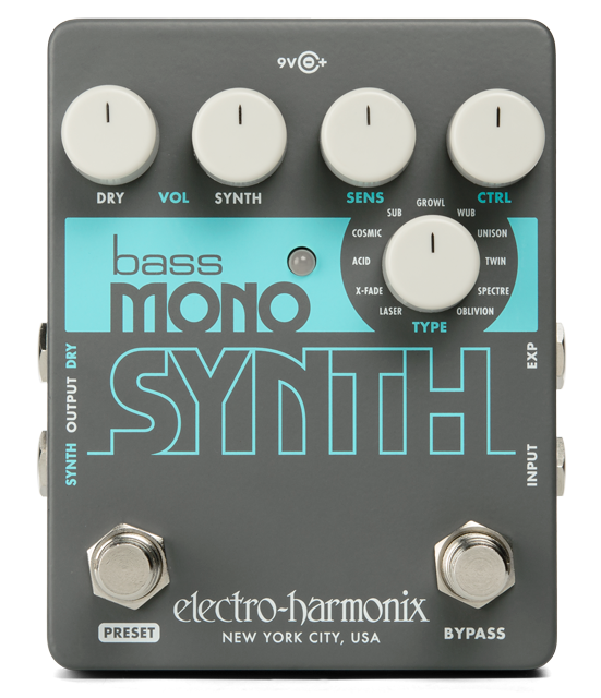 Electro Harmonix Bass Mono Synth