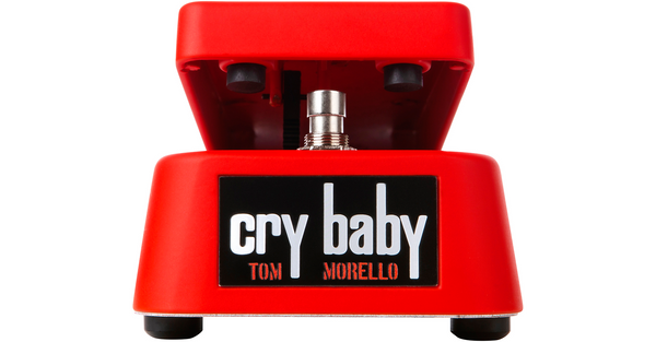 Dunlop TBM95 Tom Morello Signature Cry Baby Wah Pedal