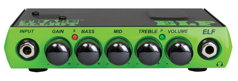 Trace Elliot ELF 200-Watt Mirco Bass Head