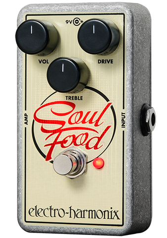 Electro Harmonix Soul Food Distortion Pedal