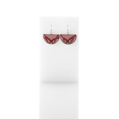 Sway - Arc dangly earrings